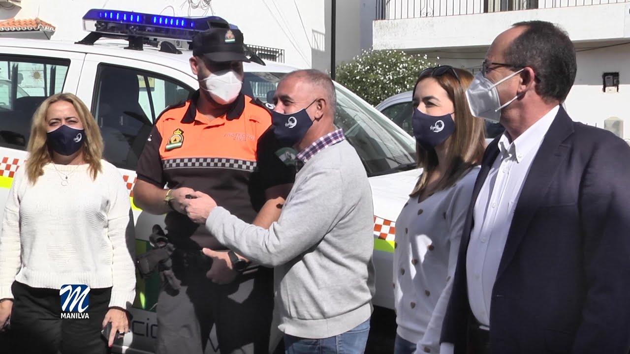 Protección Civil contará con un nuevo vehículo