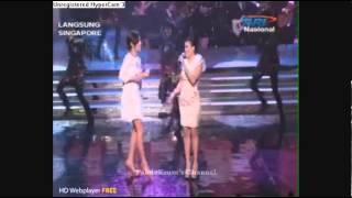 Raisa & Sarah Aqilah - Could it Be (Fiesta Muzik Live at TVRI)