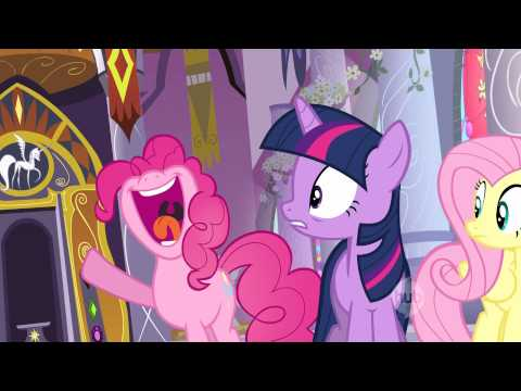 My Little Pony Friendship is Magic Season 2, Episode 1 - The Return of Harmony, Part 1 (1080p)