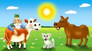 getlinkyoutube.com-Ranko Damjanovic – Deda Paja ima farmu – (Official Video 2013) – Pesme za decu | Decije pesme