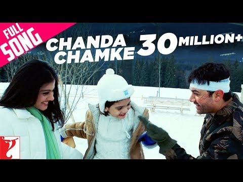 Chanda Chamke Cham Cham - Full song in HD - Fanaa