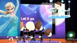 getlinkyoutube.com-Let It Go Frozen Tomodachi Life Sings