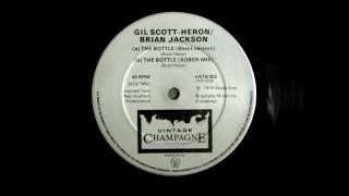 getlinkyoutube.com-Gil Scott-Heron - The Bottle Original 12 inch Version 1974