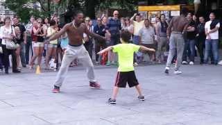 Street Performers, Downtown Manhattan New York