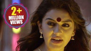 Chandrakala Movie Scenes - Chandrakala (Hansika) Killed By Chairman - Vinay Rai