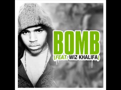 Chris Brown - Bomb Ft. Wiz Khalifa (2011) [OFFICIAL SONG]