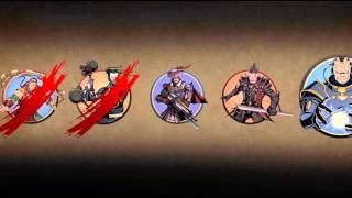 getlinkyoutube.com-Shadow Fight 2 - Титан против своих Телохранителей