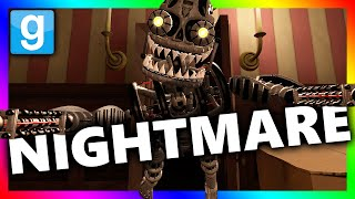 getlinkyoutube.com-NIGHTMARE ENDOSKELETON?!?! | Five Nights At Grandma's House (Gmod Roleplay)