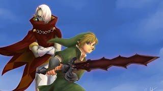 getlinkyoutube.com-Hyrule Warriors: Ghirahim is back! Battle Remix