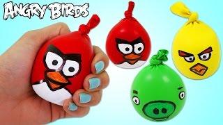 getlinkyoutube.com-DIY How to Make Angry Birds Stress Balls!