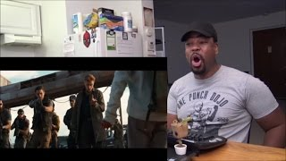 LOGAN Official Red Band Trailer #2 REACTION!!!