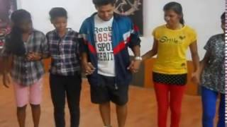 nagpuri dance style instructor by yoshee dance academy