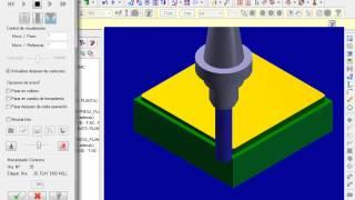 getlinkyoutube.com-Programación CNC - FRESADORA