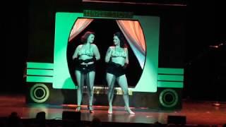 getlinkyoutube.com-Tempest Storm Tribute ,Iowa Burlesque Festival