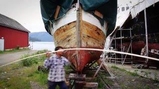 getlinkyoutube.com-Wooden boatbuilding - Faber Navalis: A film by Maurizio Borriello