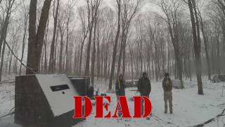AIRSOFT OUTDOOR: First Snow Game