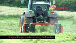 Blaney Agri SwathAir - Swather, Grass Conditioner