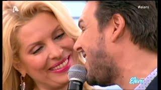 Ο Πάνος Κιάμος στην Ελένη Μενεγάκη (02/11/15) Alpha Tv