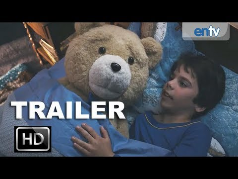 Ted Official Trailer [HD]: Mark Wahlberg & His Teddy Bear Are Roomates For Life: ENTV