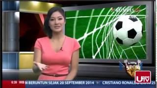 getlinkyoutube.com-Venilia Presenter Cantik Kompas TV