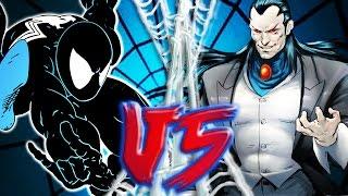 getlinkyoutube.com-Symbiote Spider-Man VS Morlun Battle Gameplay Part 9 | Spider-Man: Unlimited