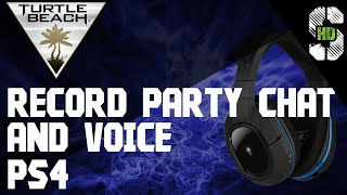 getlinkyoutube.com-Turtle Beach 500p Record Party Chat And Voice PS4 (Elgato HD60 & Roxio Game Capture HD Pro)