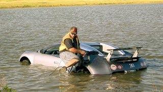 getlinkyoutube.com-1.7 Million Dollar Bugatti CRASH !!!