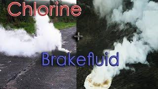 getlinkyoutube.com-Chlorine and Brake fluid Smoke!