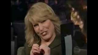 getlinkyoutube.com-Bette Midler Does A Little Hocus Pocus For David Letterman 2006