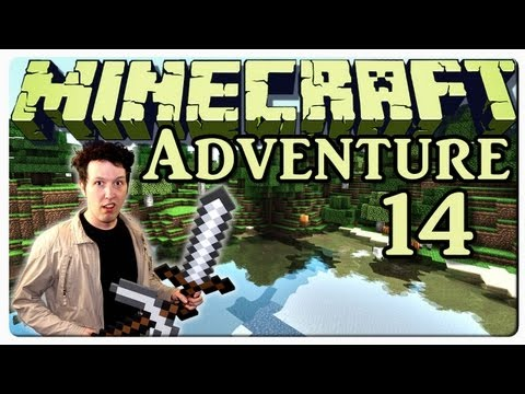 Minecraft Adventure Map 14 - TrunckLP - auf gamiano.de