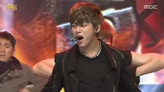 getlinkyoutube.com-B.A.P - One Shot, 비에이피 - 원샷, Music Core 20130223