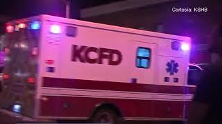 Un hombre asesinado y una mujer herida en un tiroteo en Westport Missouri