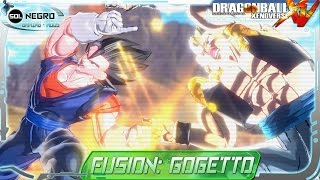 getlinkyoutube.com-Vegetto and Gogeta Fusion: Gogetto VS Super Mira | Dragon Ball Xenoverse mod