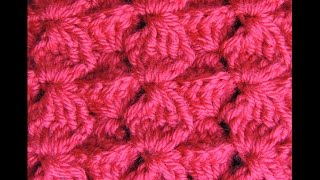 getlinkyoutube.com-Crochet : PuntoTridimensional # 2