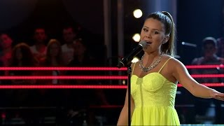 getlinkyoutube.com-Lisa Ajax - I have nothing - Idol Sverige (TV4)