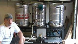getlinkyoutube.com-Brewing with Bobby_M All Grain 2009, Part 1 of 2