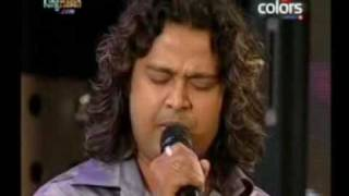 getlinkyoutube.com-Shaki Shaki Raja and Antra IPL RockStar 03 04 10