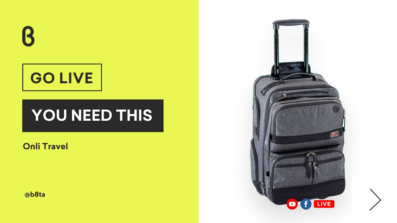 You Need This featuring Onli Travel