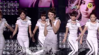 getlinkyoutube.com-[Full HD 1080p]100319 SNSD Run Devil Run @ MB