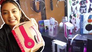 getlinkyoutube.com-Wannabe Beats Headphones - Claw Machine Wins