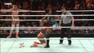 getlinkyoutube.com-WWE Divas Finishers 2014