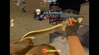 getlinkyoutube.com-Counter Strike Nexon Zombies : Zombie Hero mode (TanhAhBeng)