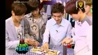 getlinkyoutube.com-[Eng Sub][Full] 120809 EXO-K Channel [V] Asian Hero