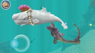 Hungry Shark Evolution Moby Dick Android Gameplay #14