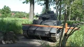 getlinkyoutube.com-RC Tank T-IV 1/4