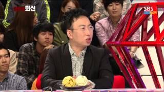 SBS [화신] - 김구라 vs 박명수