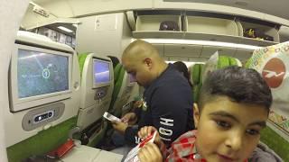 getlinkyoutube.com-Biman Bangladesh Airlines 777 Heathrow to Sylhet pt1