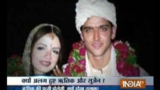 getlinkyoutube.com-Watch The Reason Behind Hrithik-Suzanne Divorce - India TV