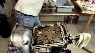 Ford C4 Transmission Disassembly 1