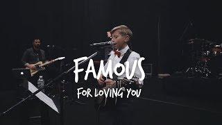Mason Ramsey - Famous [Lyric Video]